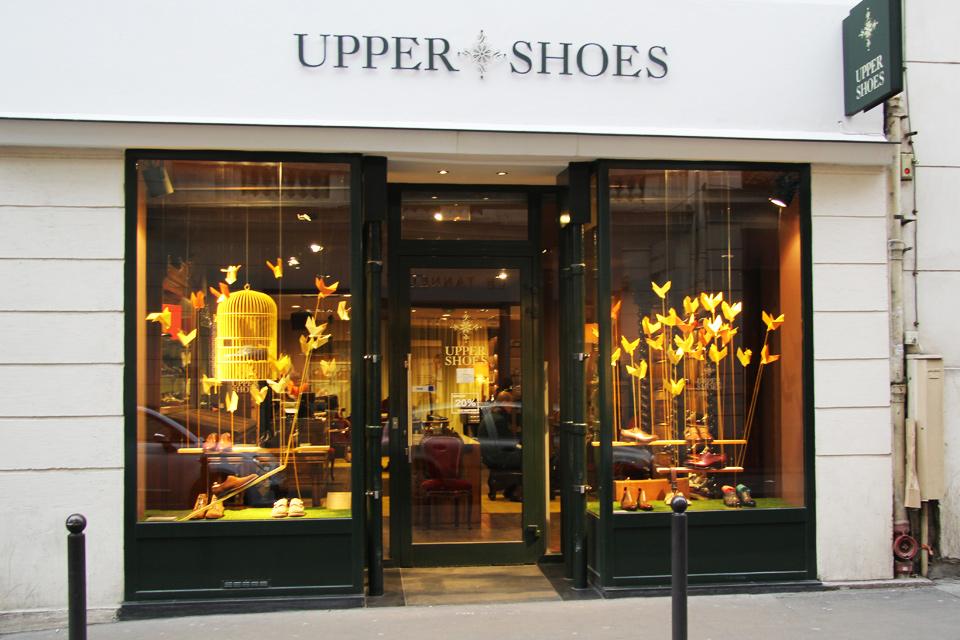 Upper Shoes ParisBoutique