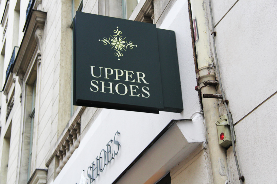 Upper Shoes