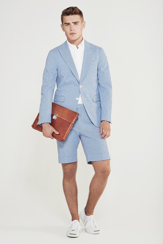 Blazer coton Gant