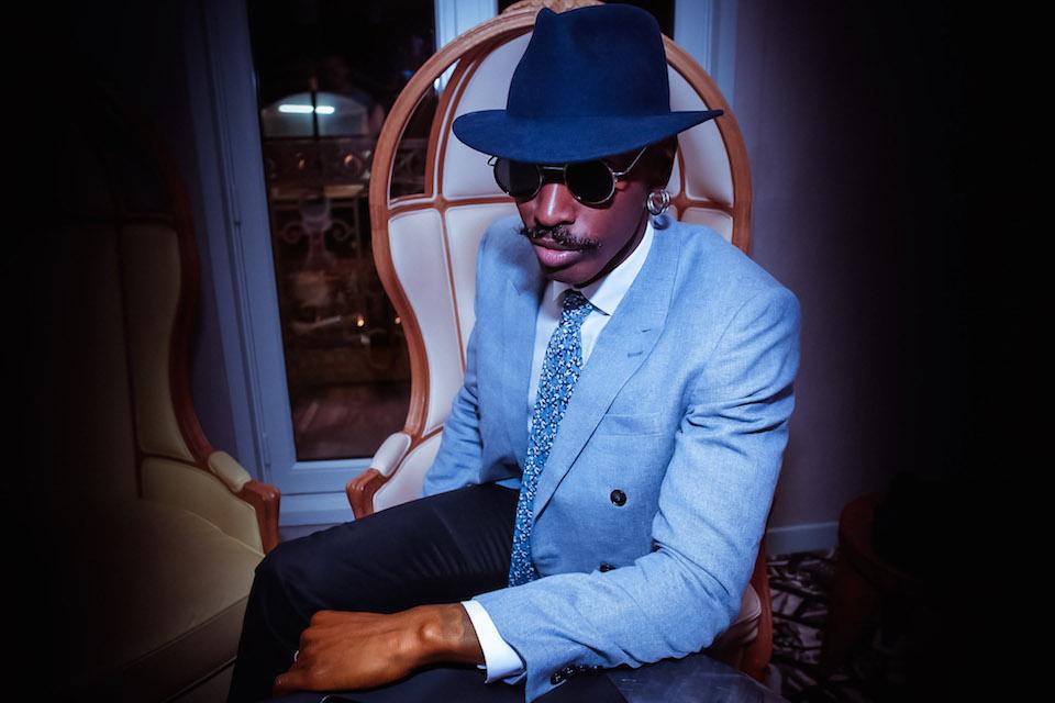 chapeau fedora harmony look homme