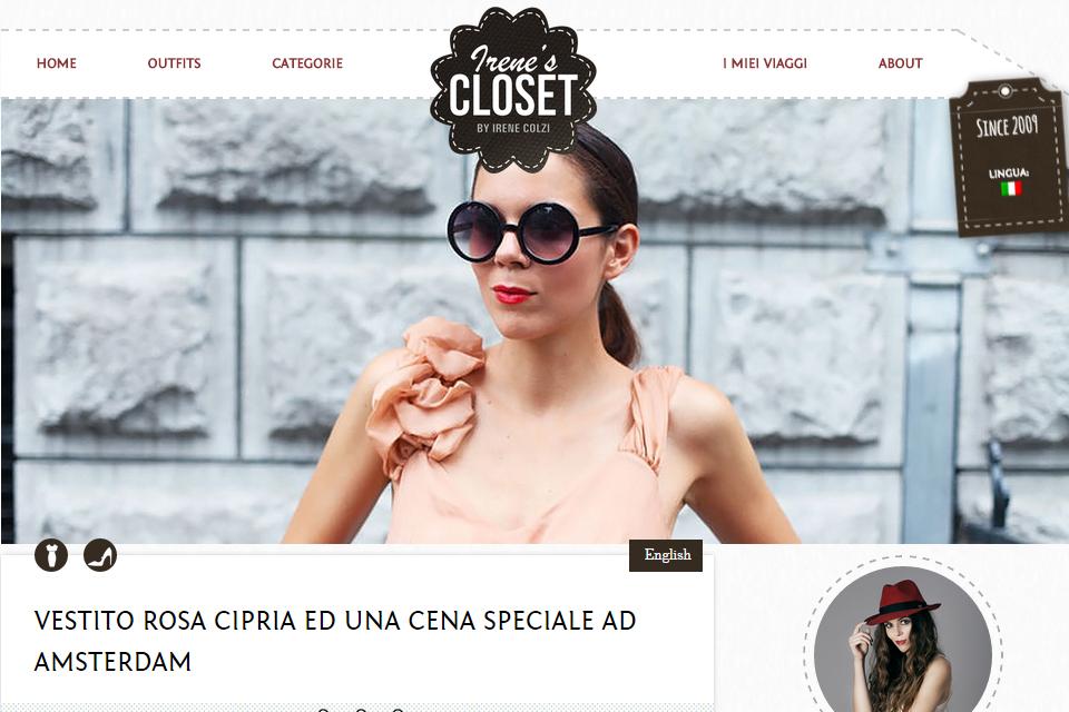 irenes closet italie blog