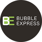 Logo Bubble Express