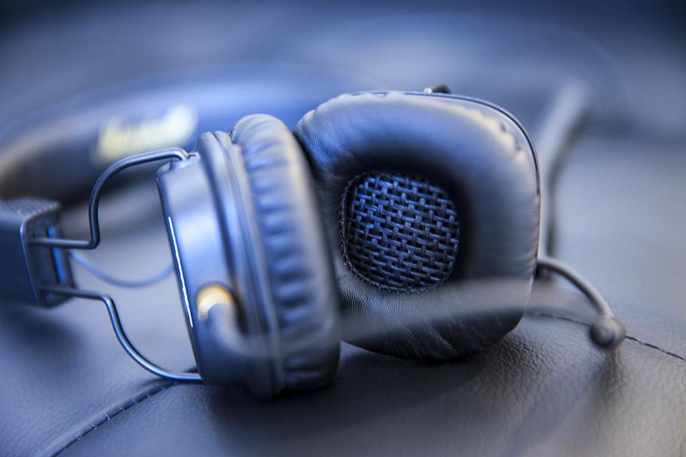 casque audio marshall major