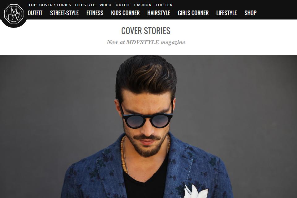 mdv style blog homme italie