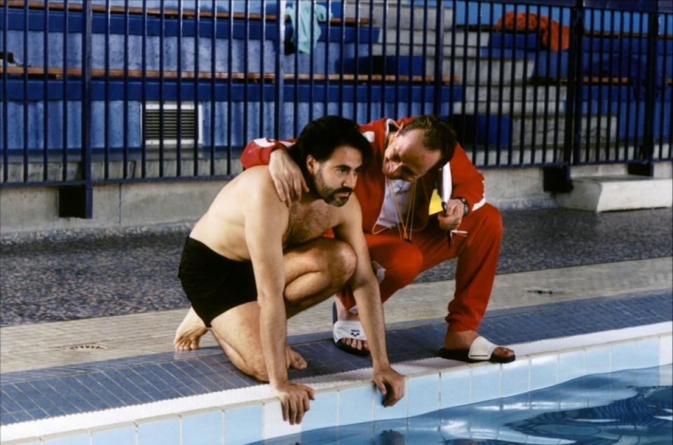 sandales piscines