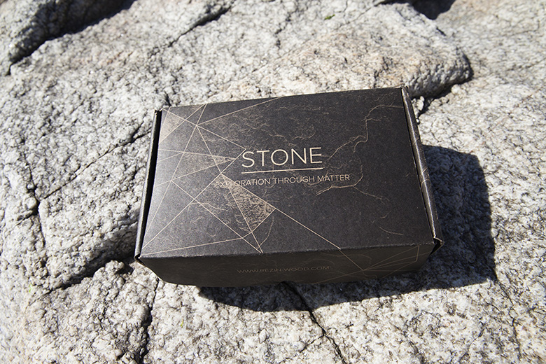 coffret stone rezin