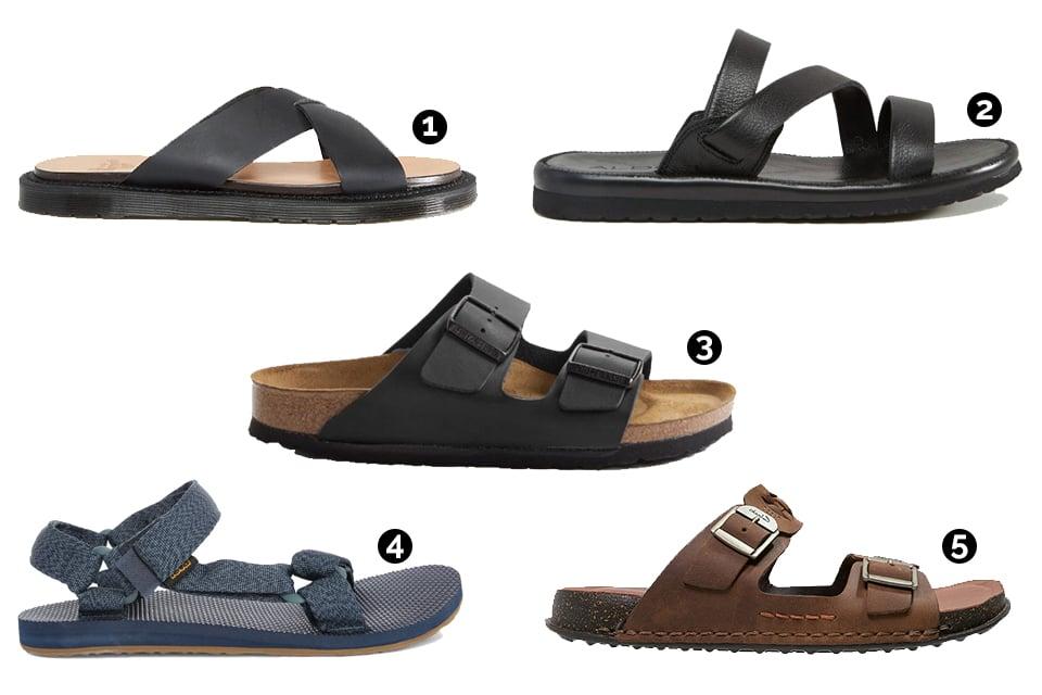 sandales selection 2016