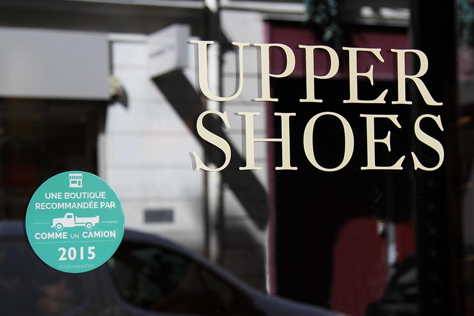 upper shoes boutique