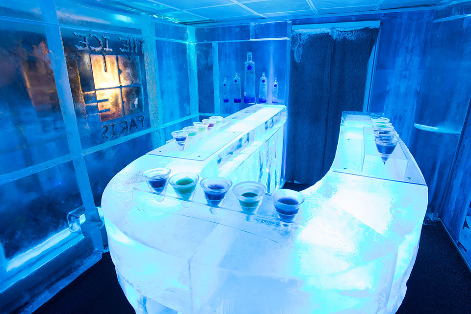 Ice Kube Paris