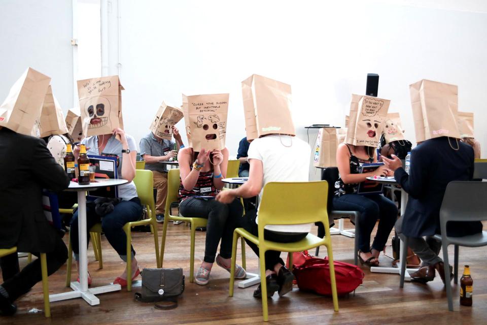 Loveflutter Paper Bag