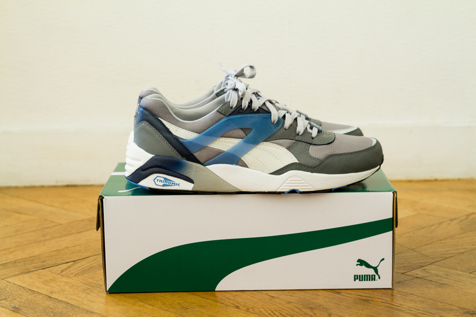 chaussures puma taille grand ou petit