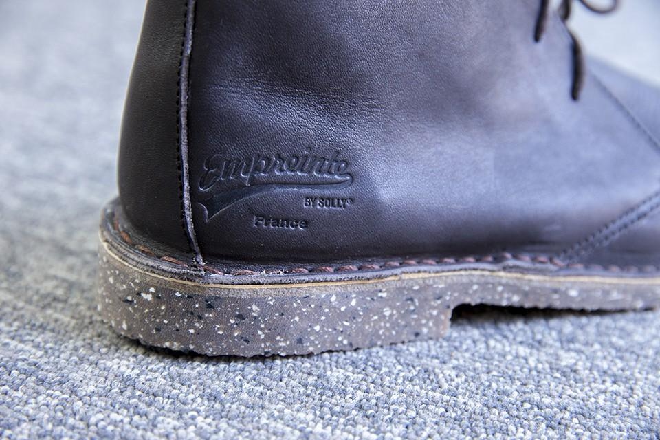Desert boots Empreinte Zoom