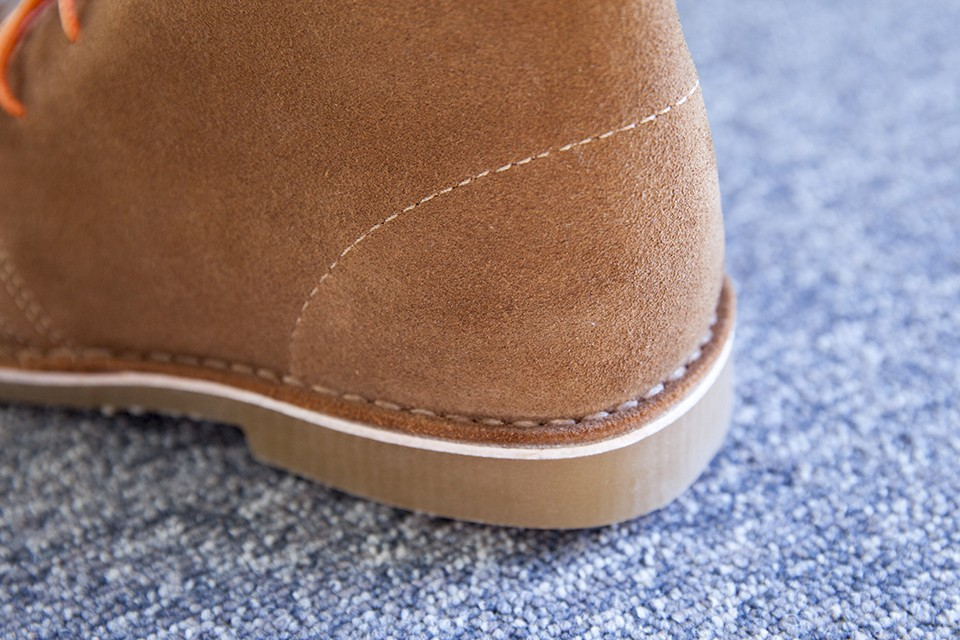 Desert boots Selected Zoom