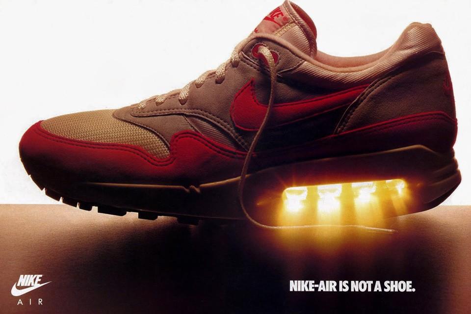 quality design 3c093 5a668 Nike Air Max   une Histoire de bulle et d air