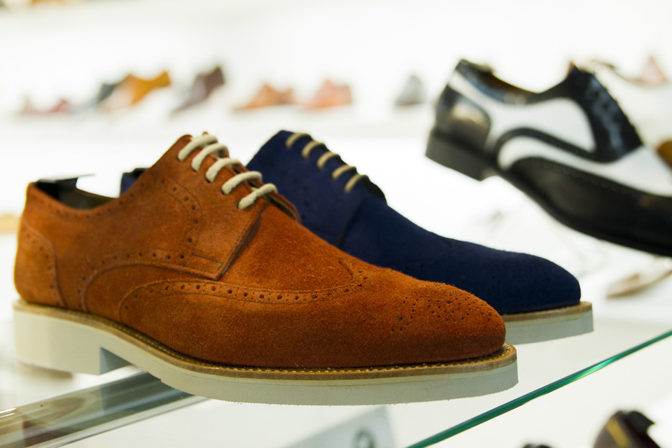 palanco derbies cuivre ss16
