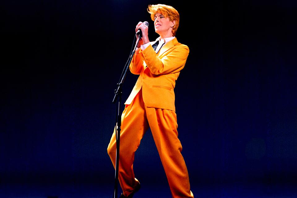Bowie Lets Dance