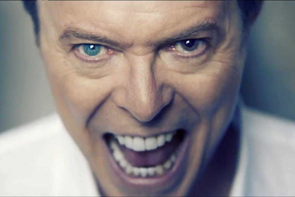 David Bowie Clip