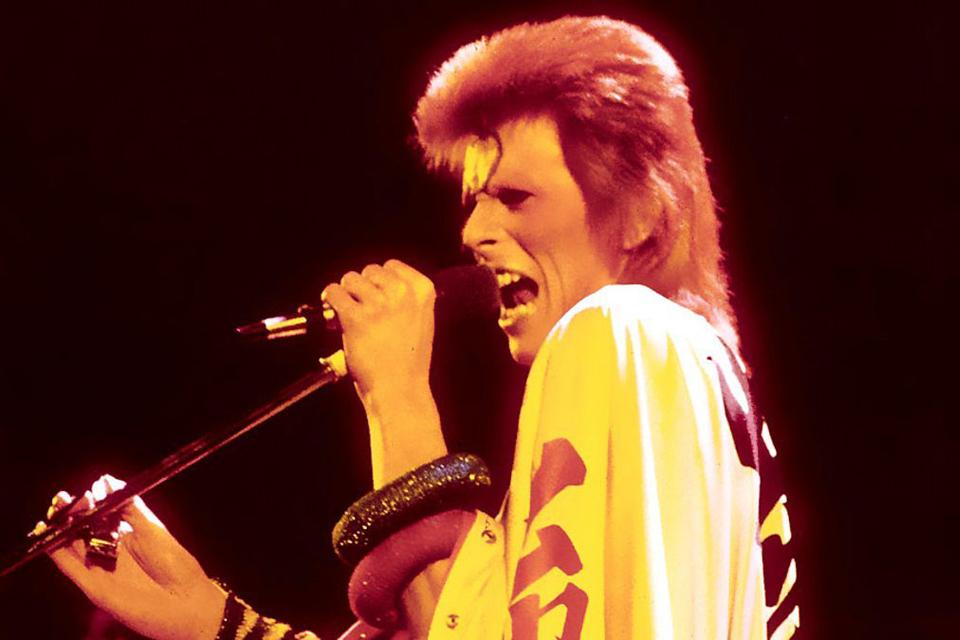 David Bowie Stardust Ziggy