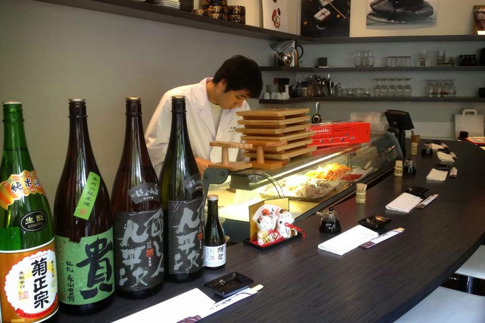Izumi Bar a Sushi