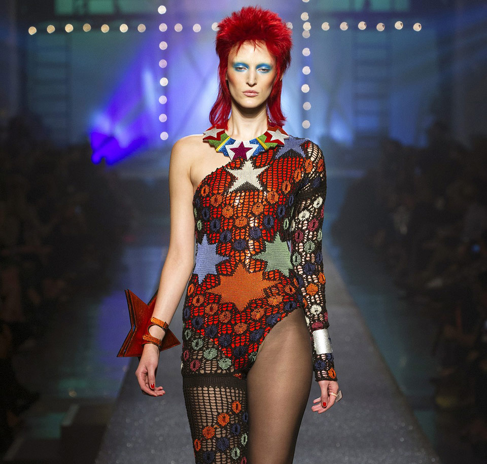 Jean Paul Gaultier David Bowie