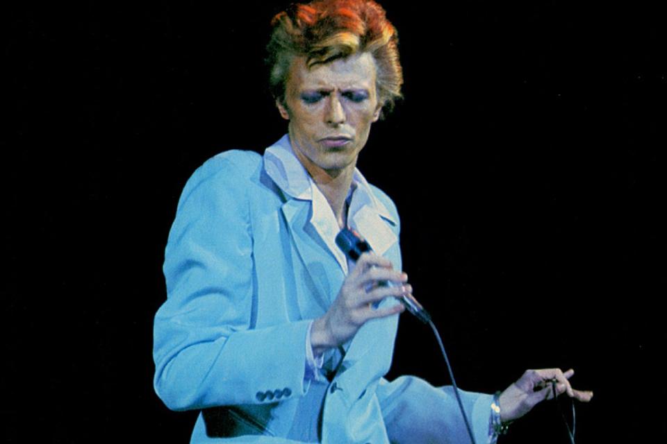 Pop Bowie