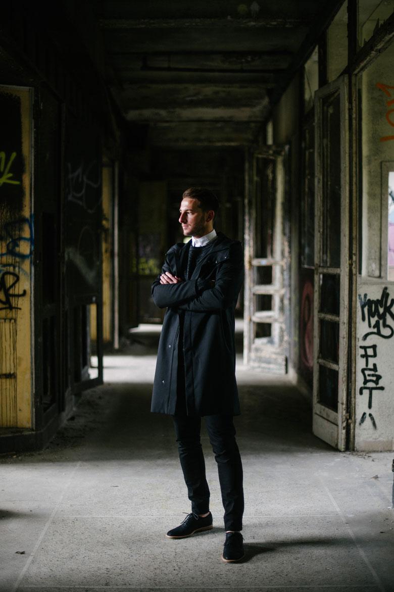 Sanatorium Couloir Jeans JBrand
