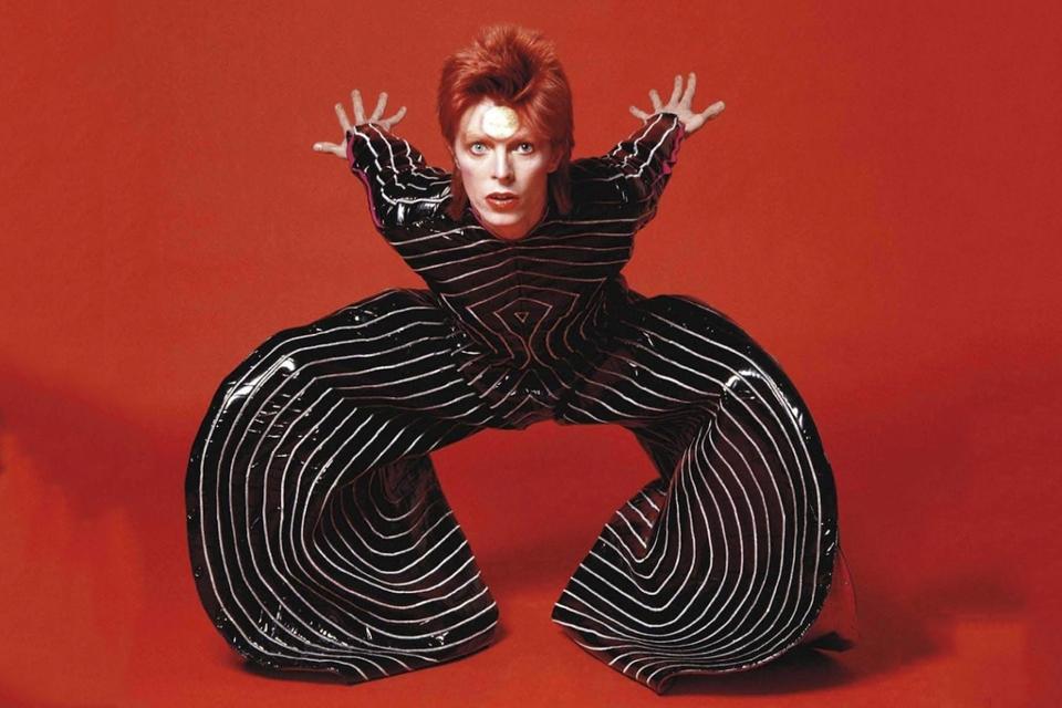 Ziggy Bowie