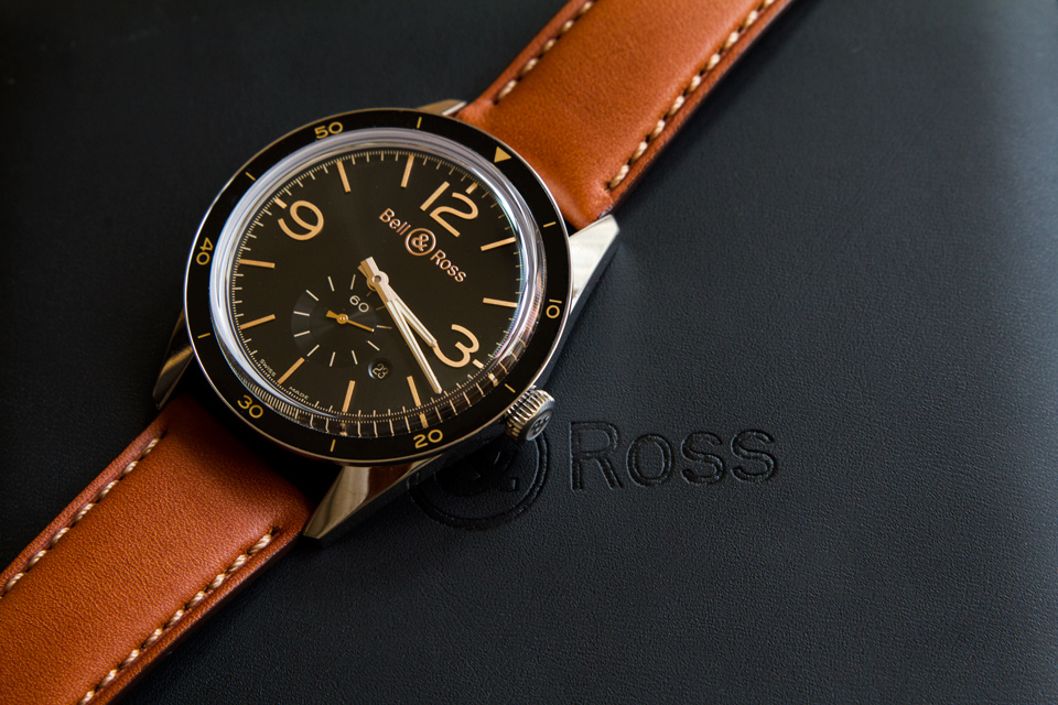 bell and ross br 123