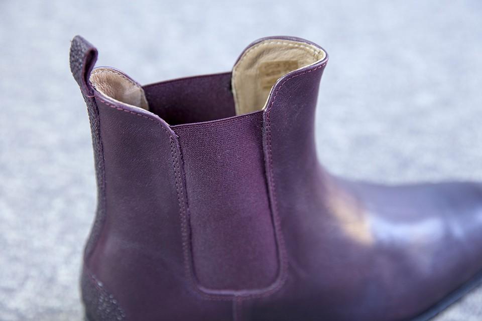 Boots Juch élastique