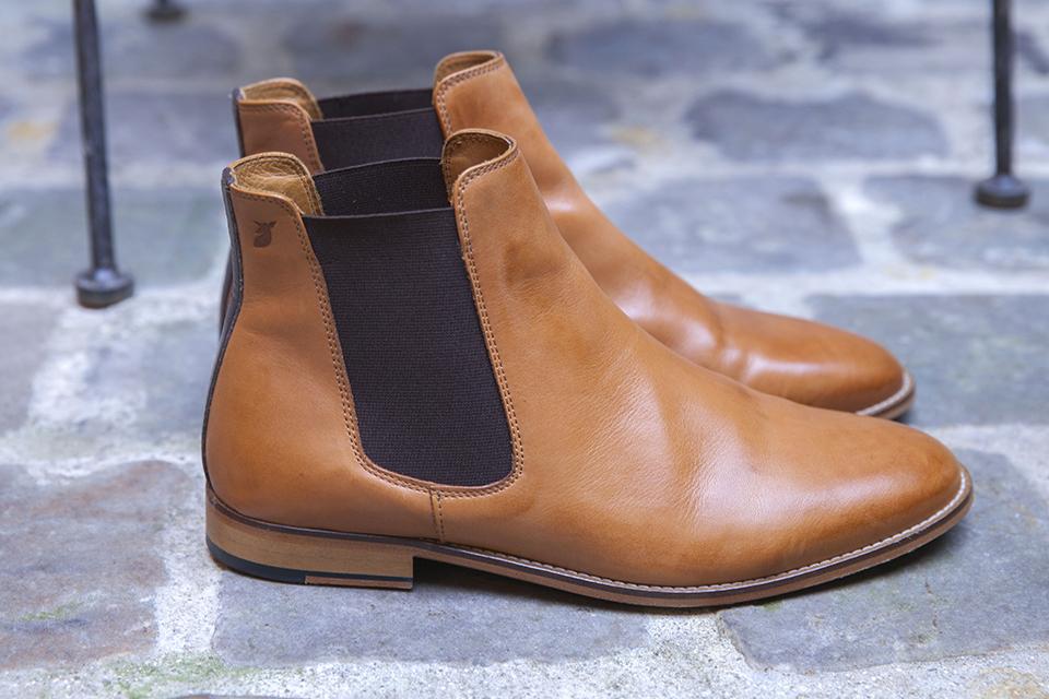 Pied Chaussures Homme Biche De nOw80PkX