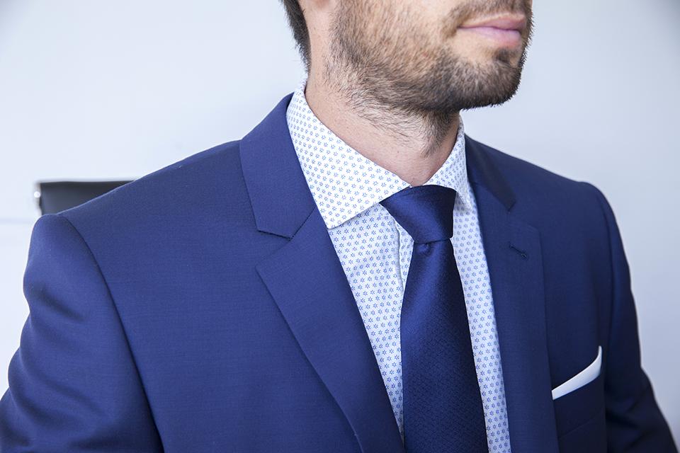 Chemise Cafe Coton cravate