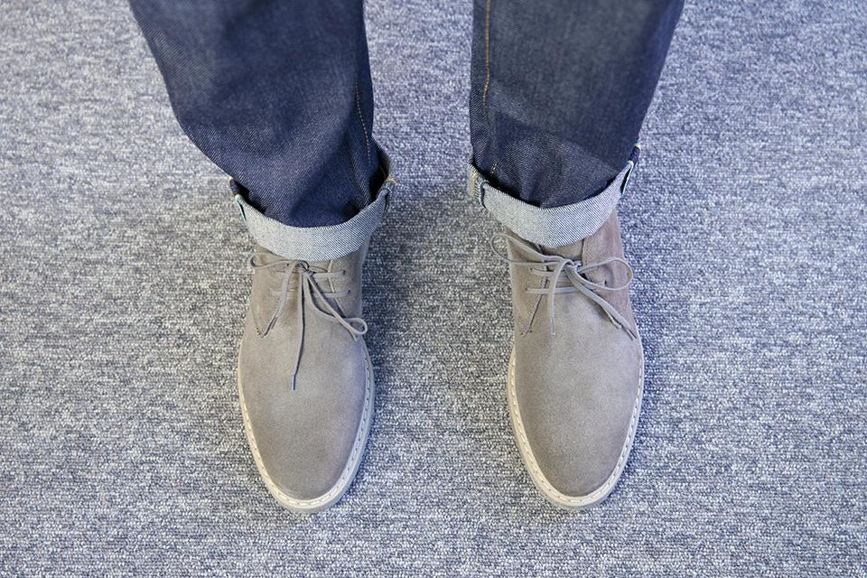 Desert Boots Rudys Look