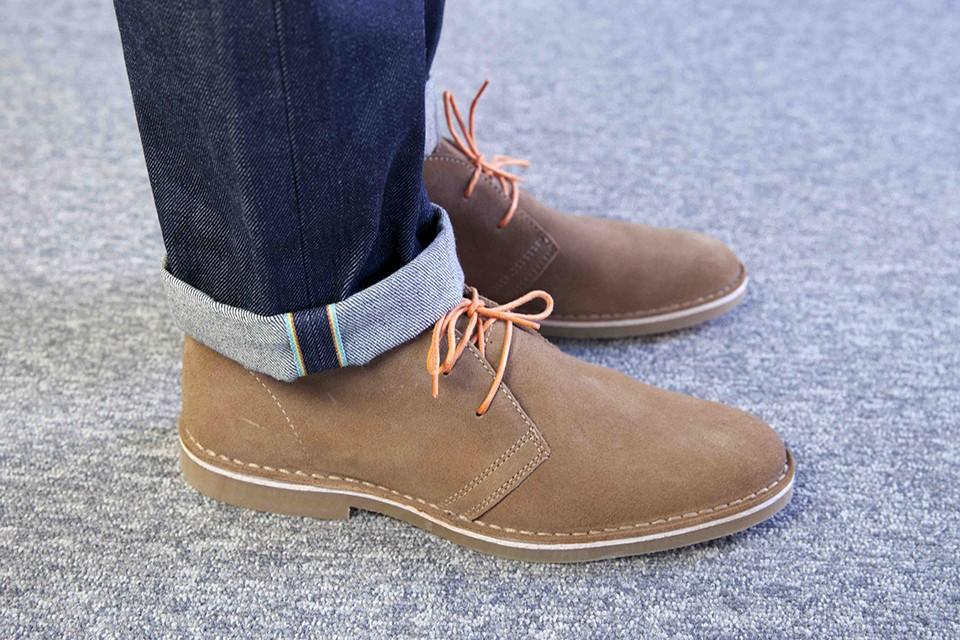 Desert boots Selected
