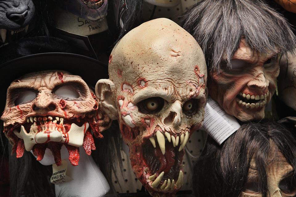 Que faire le soir d 39 halloween - Deguisement film d horreur ...