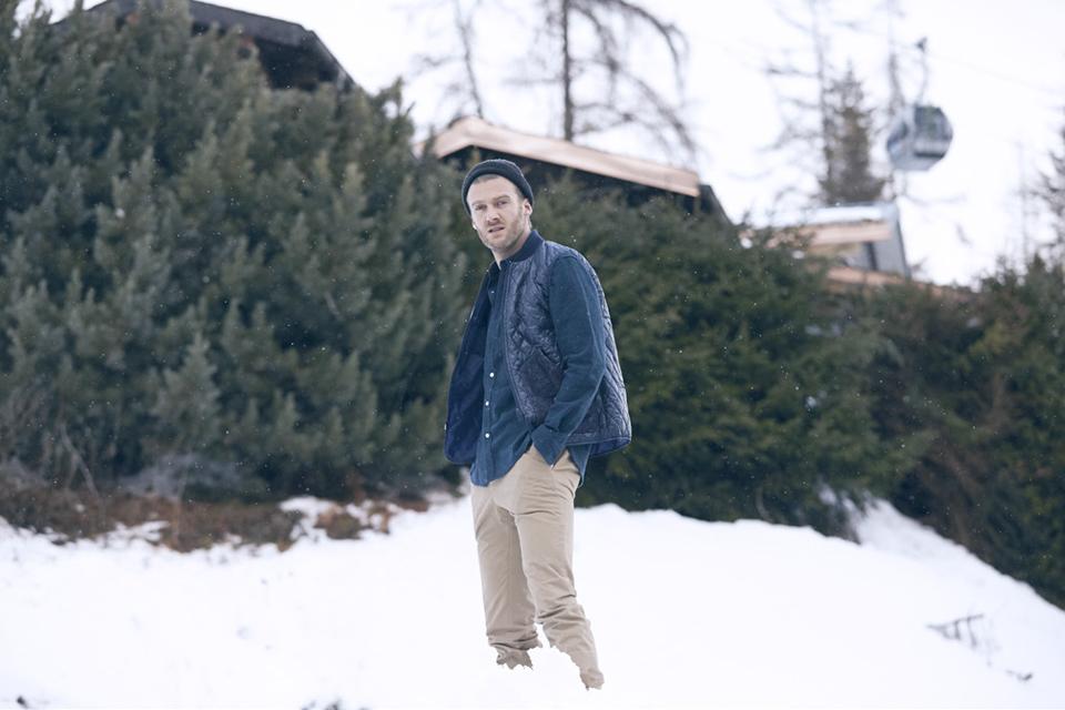 patrons paris blouson hiver