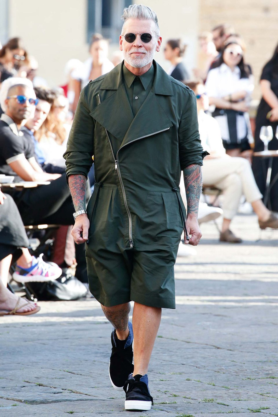 Fashion Week Nick Wooster