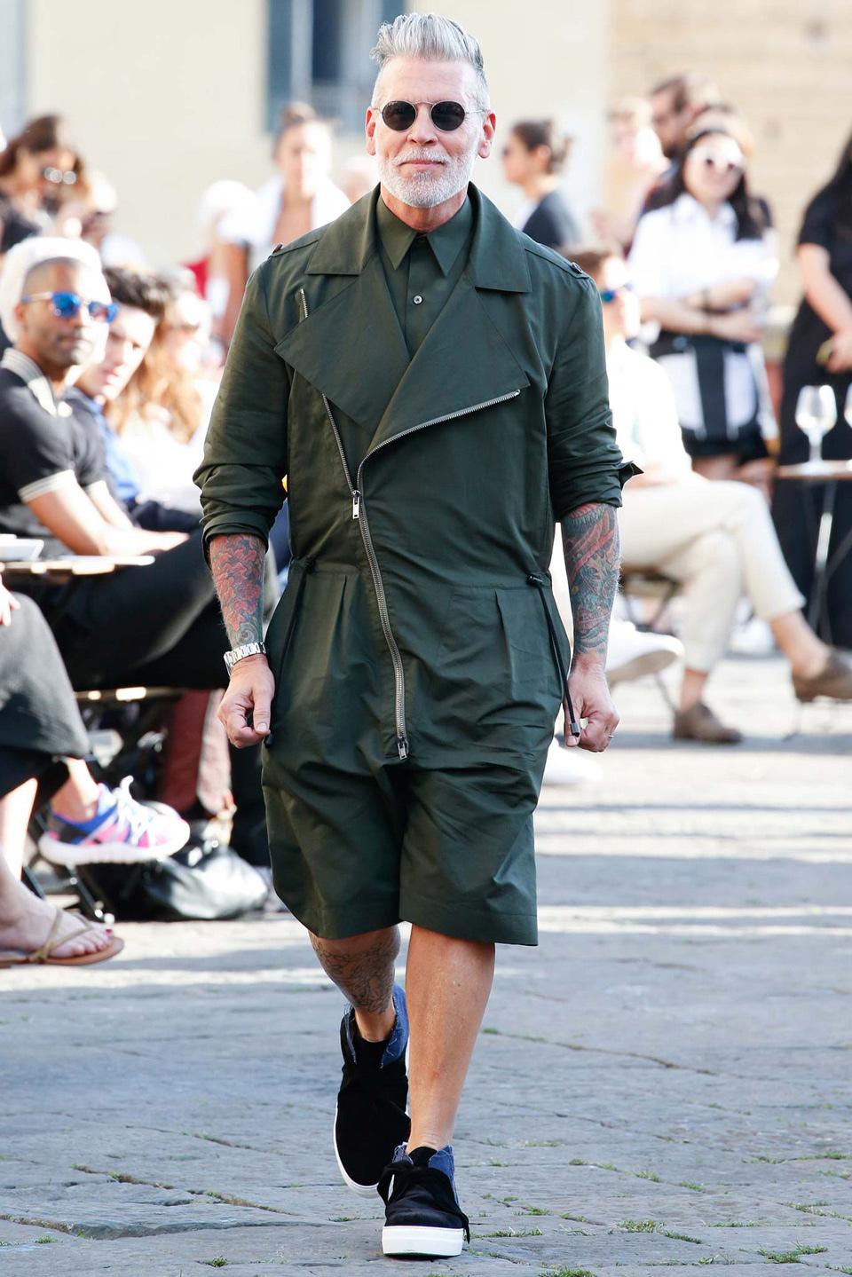 Fashion Week Nick Wooster