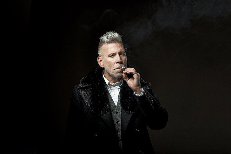 Icone de Mode Nick Wooster