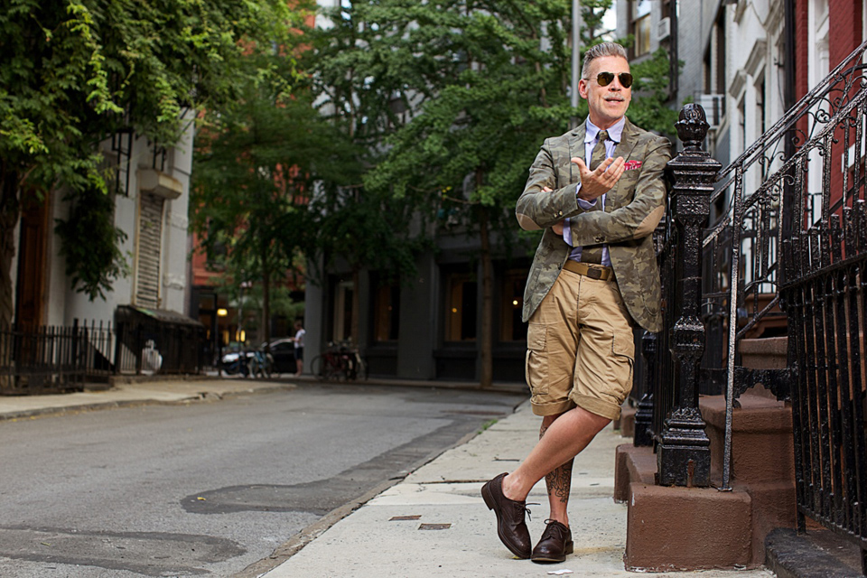 Nick Wooster Short