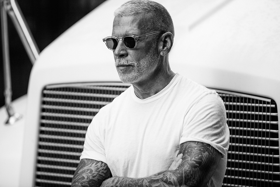 Tattoos Nick Wooster