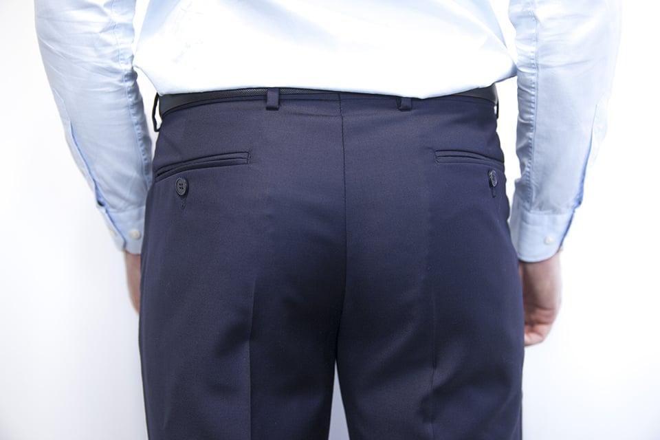 Costume Anthony Garçon pantalon fesses