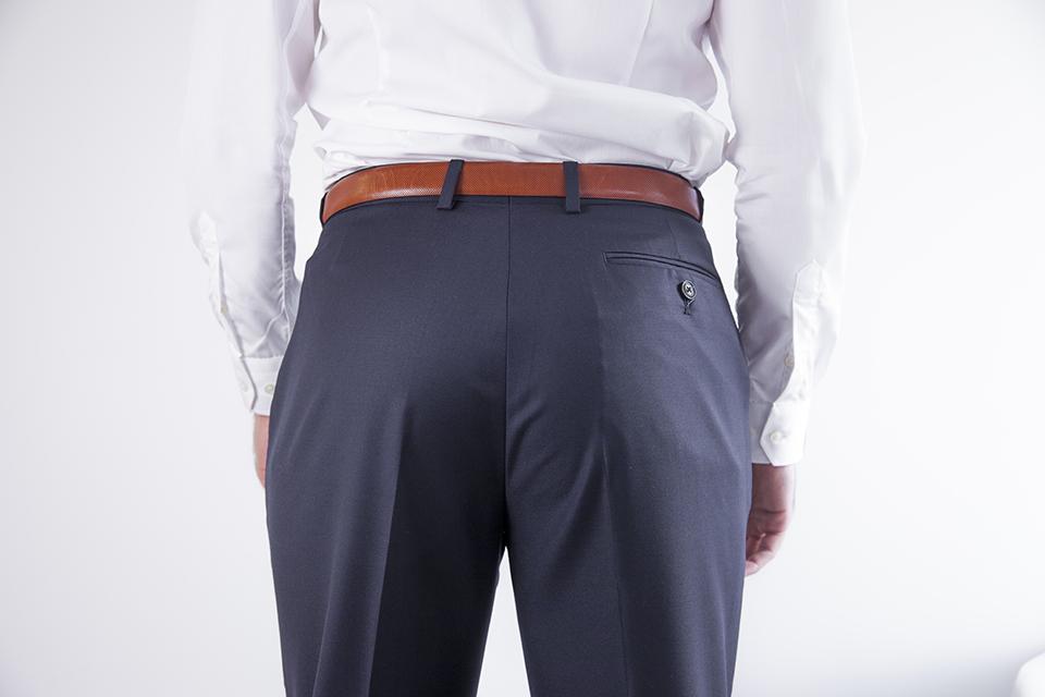 Costume Maison Standards Pantalon fesses