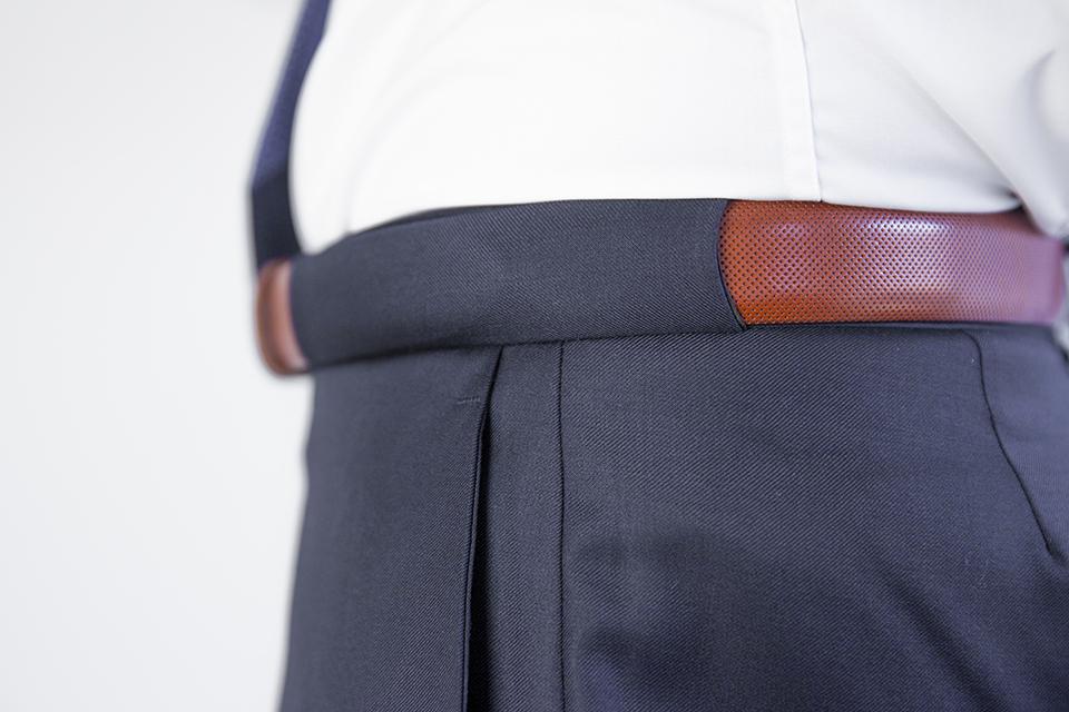 Costume Maison Standards Pantalon Passants