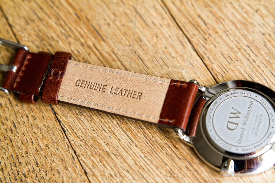 cuir-bracelet-daniel-wellington