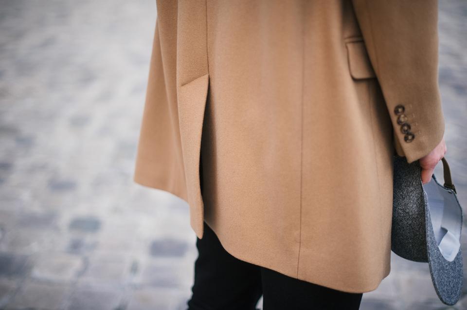 10 fente manteau Harmony