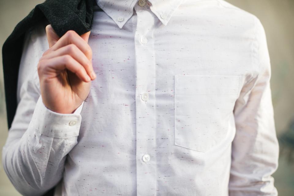 6 détails chemise Harmony