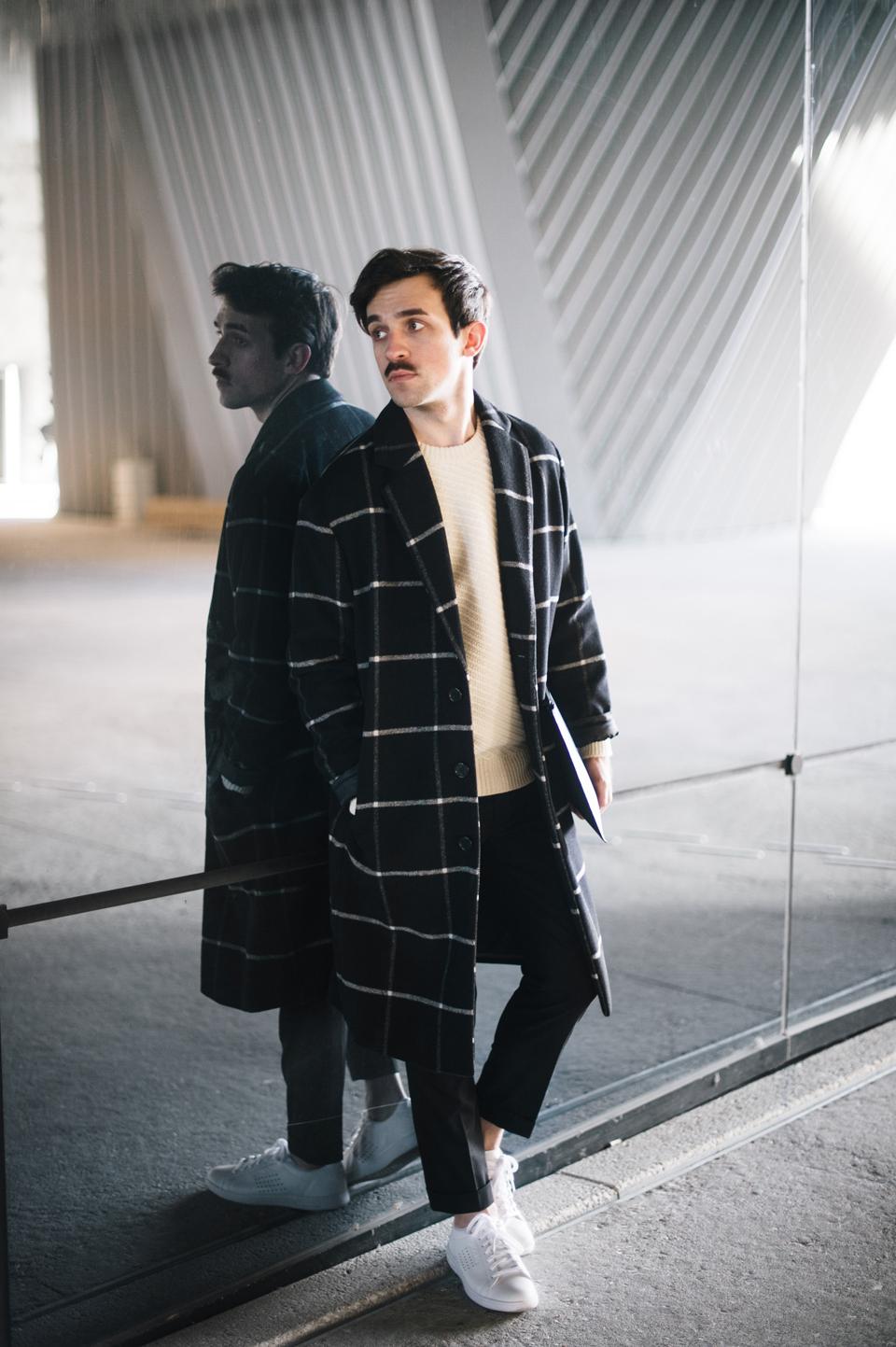 manteau laine homme on pinterest manteau hiver homme. Black Bedroom Furniture Sets. Home Design Ideas
