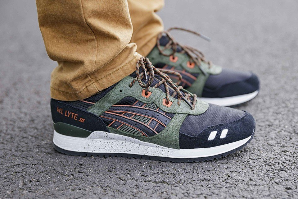 566324e5fca7 Baskets Asics Gel-Lyte III : Test & Avis