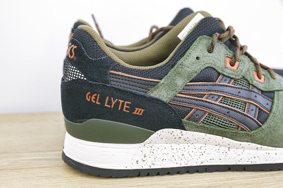 Asics Gel Lyte-3 Winter Trail back