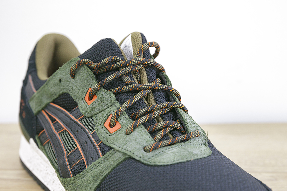 Asics Gel Lyte-3 Winter Trail lacets